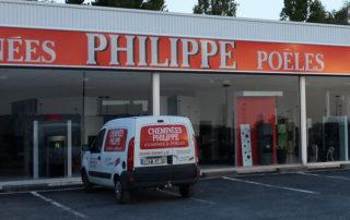 Cheminées Philippe Poêles A Bois UN NOUVEAU SHOW ROOM À VOTRE DISPOSITION 320x202 1