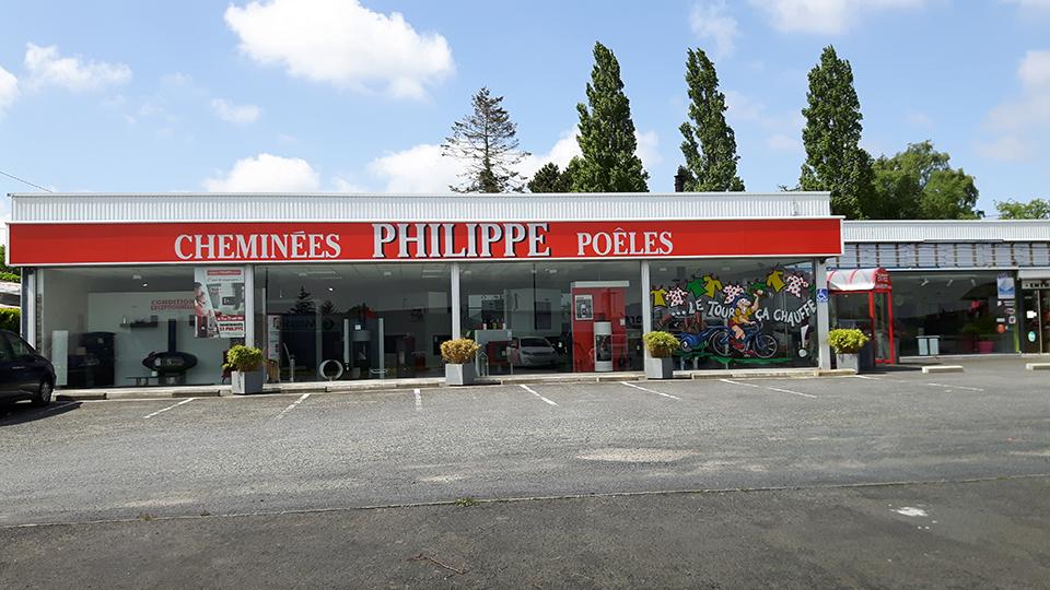 CHEMINÉES PHILIPPE GICA Poêles A Bois Realisation 16