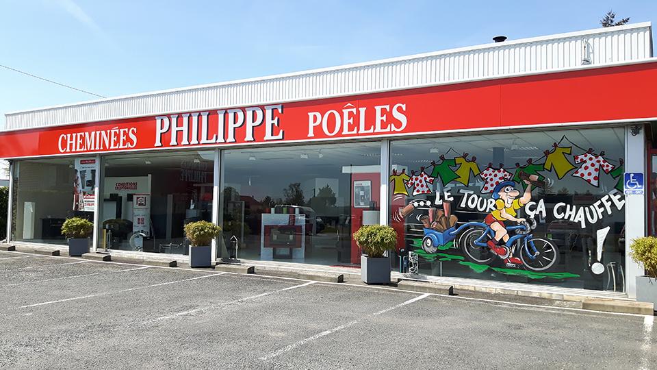 CHEMINÉES PHILIPPE GICA Poêles A Bois Realisation 5