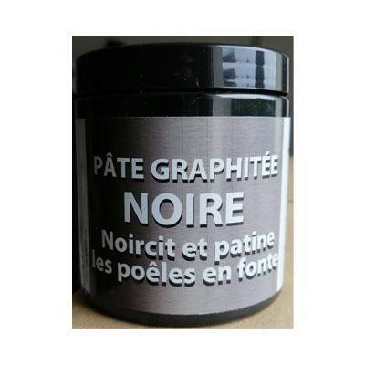 Cheminées Philippe Poêles A Bois PÂTE GRAPHITEE