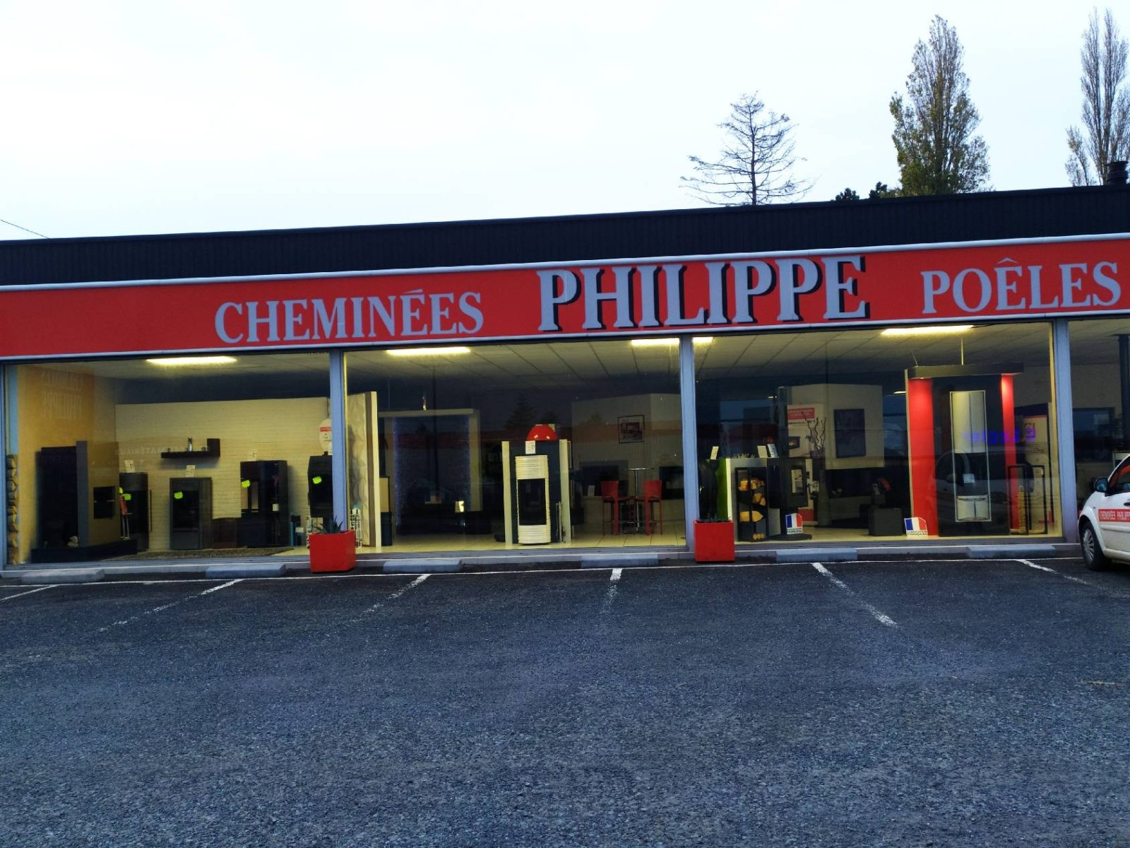 Cheminées Philippe Poêles A Bois Cheminees Philippe 1