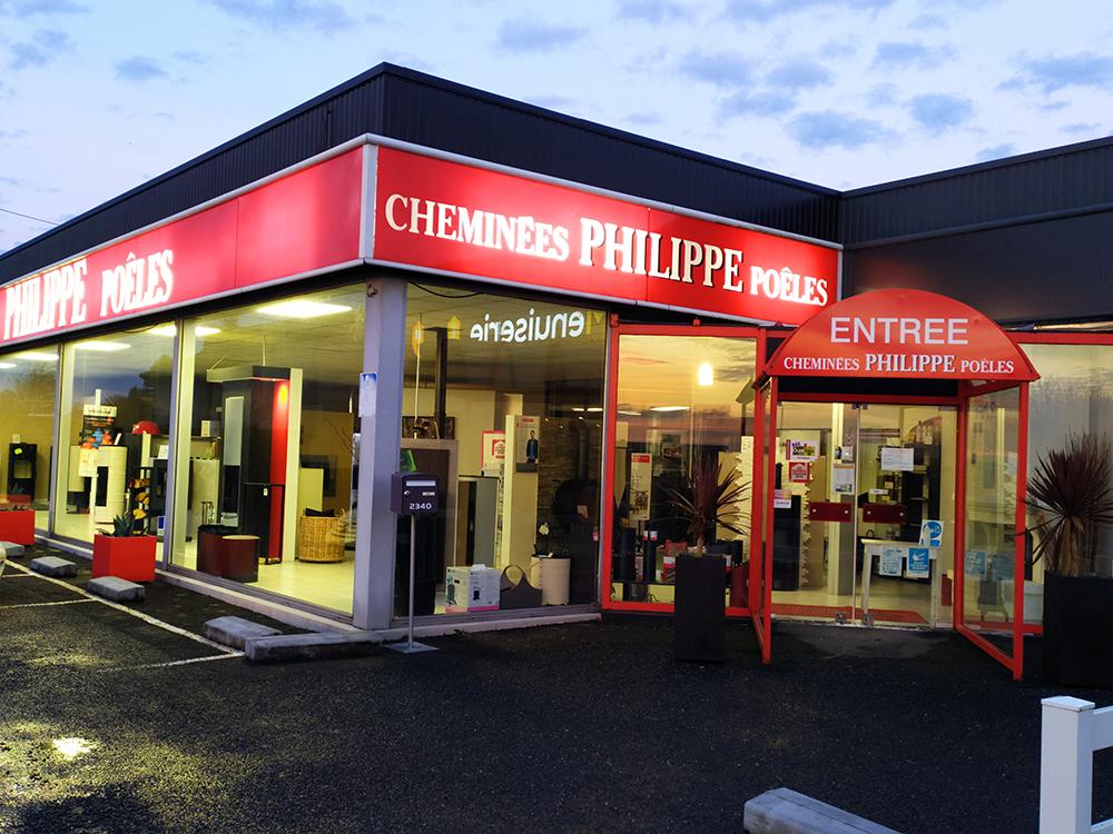 Cheminées Philippe Poêles A Bois Img 3