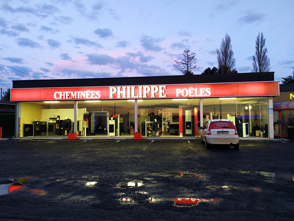 Cheminées Philippe Poêles A Bois Img 4
